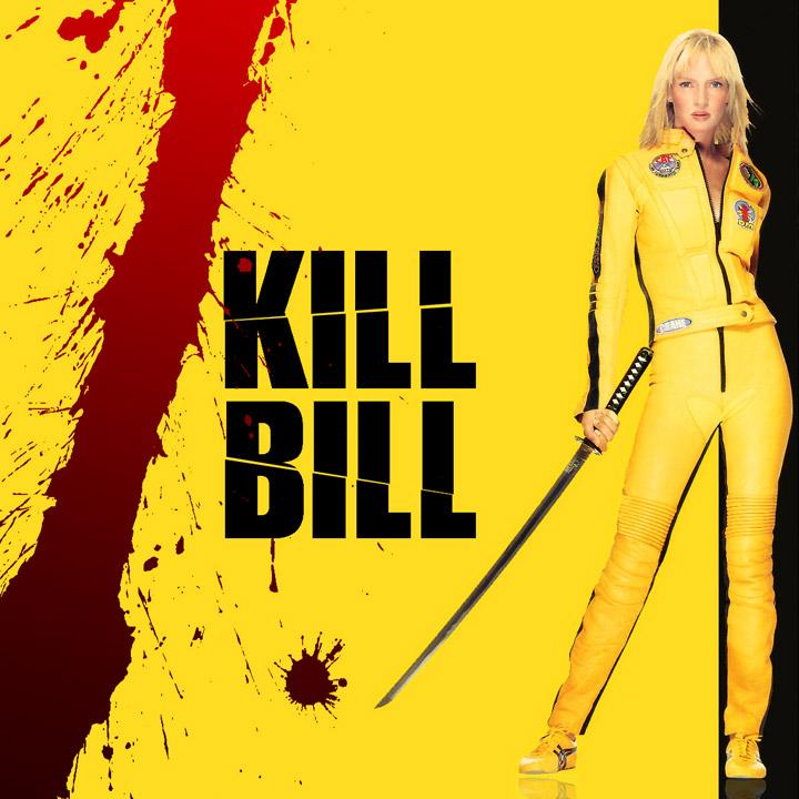 KILL BILL...... YEAH :P:P:P